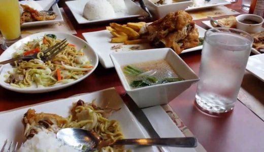 Max's Restaurant フィリピン料理