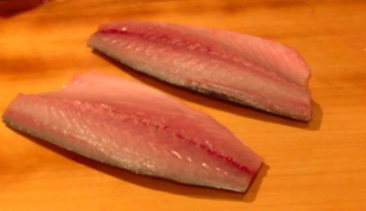《簡単で美味しい しめ鯖の作り方》・・・・大和の 和の料理《しめ鯖》
