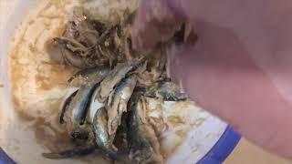 【料理】川魚を使って簡単クッキング!【料理】