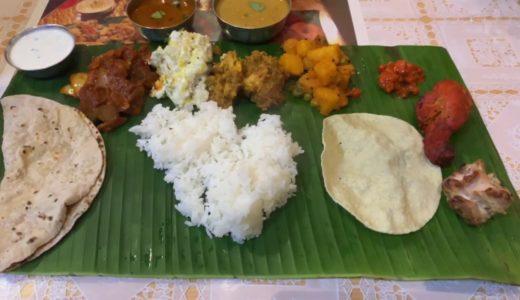南印度ダイニング / 本格的な南インド料理が食べられます