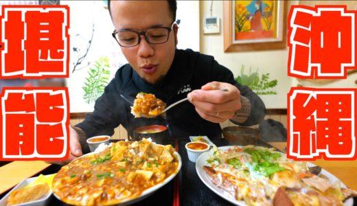 【大食い】沖縄の郷土料理を満喫してきたら幸せすぎた【大胃王】
