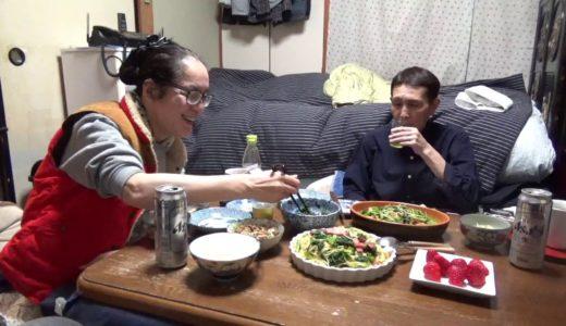 ジョン&マキ💖ちゃんねる 第46話【料理 レシピ16 〜菜の花パスタ/水戸納豆〜】