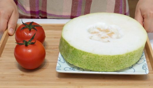 素食家常菜料理│1塊冬瓜和2顆番茄這樣做,大人孩子最喜歡,下飯又解饞,我家一周做3次! │Vegan Recipe │EP225