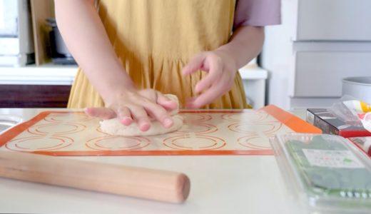 【料理音】チーズ大量のシカゴピザを作る音|Chicago Pizza ASMR Cooking sounds