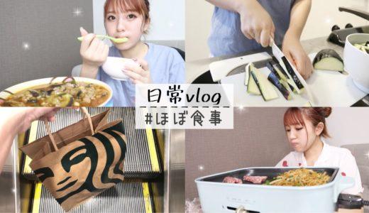 【日常】自炊|簡単料理|購入品(少し)|ホットプレート修理【vlog】