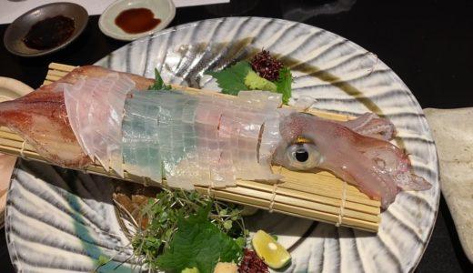 福岡の高級料理を喰らいました