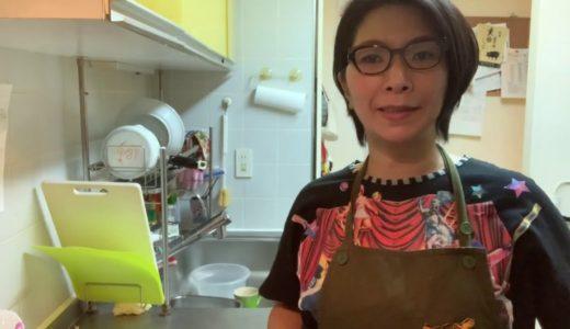 【お喋料理】小松菜の煮浸し&次男大好きチャーハン♪