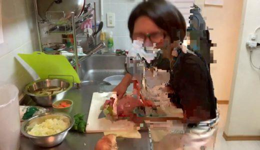 【お喋料理】鹿児島のおばあちゃんの味「がね」を作りました。&焼うどん