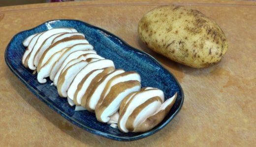 素食家常菜料理│馬鈴薯最好吃的作法,入口即化,加3朵香菇,不油炸不用燉,天天吃都不會膩,上桌馬上掃光│Vegan Recipe